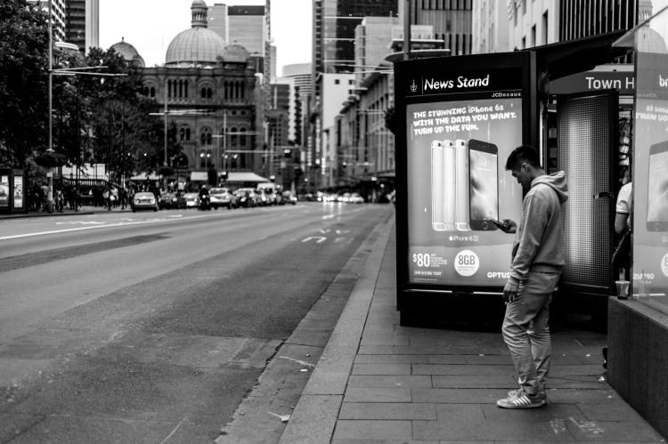 SydneyStreet LR-128